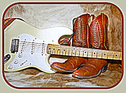 Danny Jones - Old Fender Stratocaster...