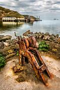 Adrian Evans - Old Fishing Port