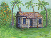 Patty Weeks - Old Florida Cracker House