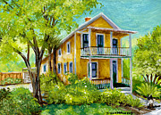 Jacquelin Vanderwood - Old Florida House