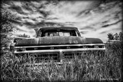 Michaela Preston Prints - Old Ford Print by Michaela Preston