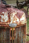Lynn Jordan - Old Ford Tractor