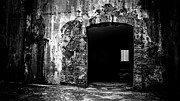 Puerto Rico Prints - Old Fort Passway Print by Perry Webster