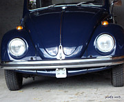 Vw Beetle Originals - Old Friend by Josef Putsche