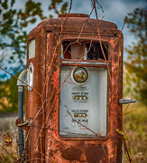 Paul Freidlund - Old Gas Pump