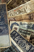 Antik Prints - Old German money Print by Falko Follert