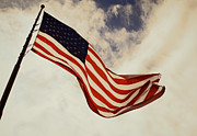 Flag Of Usa Prints - Old Glory Print by Tony Grider