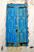 Corinne Rhode - Old Greek Shutter