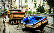 Karen Wiles Photography Art - Old Havana by Karen Wiles