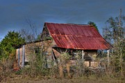 Old Country Roads Photos - Old House 09 by Andy Savelle