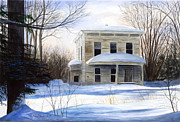 Marshall Bannister - Old House 1