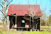 Old Country Roads Photos - Old House 20 by Andy Savelle