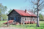 Old Country Roads Photos - Old House 23 by Andy Savelle