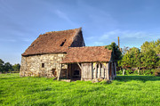 Country Cottage Photo Originals - Old House  by Ioan Panaite