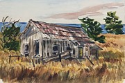 Hazel Stitt - Old House Sea Ranch