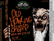 Label Prints - Old Howling Bastard Print by Cheryl Young