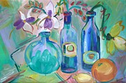 Brenda Ruark - Old Hyacinth Bottle