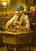 Patricia Taylor - Old Italian Shoemaker
