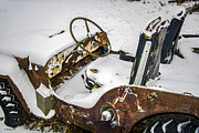 Brian Wallace - Old Jeep - New Snow