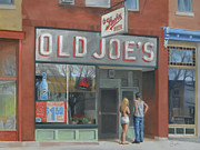 Todd Baxter - Old Joe