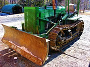 Sherman Perry - Old John Deere Bulldozer