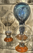Geraldine Alexander - Antique Light Bulbs