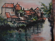 Jorge Parellada - Old little village
