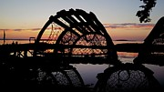 Lisa Moore - Old Lobster Trap Sunrise