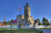 Megan Noble - Old Mackinac Point...