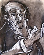 Kenneth Agnello - Old Man with Hand to Chin