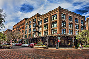 Jeff Swanson Metal Prints - Old Market Metal Print by Jeff Swanson