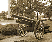David Hintz - Old Military Cannon
