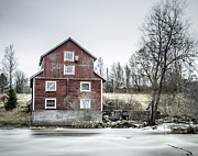 Old Mills Photos - Old Mill 2 by Matti Ollikainen