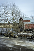 Old Mills Photos - Old Mill 3 by Matti Ollikainen