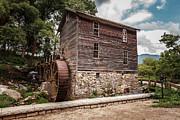 Keith Allen - Old Mill at Forbidden...