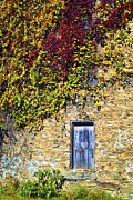 Wood Mill Photos - Old Mill Door by Paul W Faust -  Impressions of Light