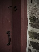 Imperfect Prints - Old Mill Door Print by Photographic Arts And Design Studio