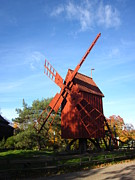 Catalina Velasquez  - Old mill in Skansen