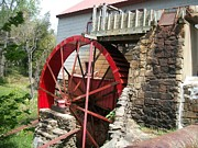 Old Mill Of Guilford Prints - Old Mill of Guilford Print by Muce Imamovic