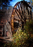 Todd Hanes - Old Mill Wheel