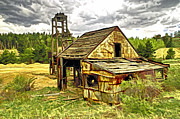 James Steele - Old Mine in Central  City Co