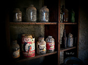 Folgers Prints - Old Mine Pantry Print by Dale Paul