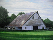 Phil Christman - Old N.C. Barn