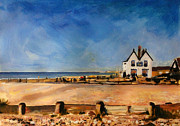 Paul Mitchell Art - Old Neptune Inn Whitstable by Paul Mitchell