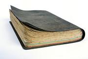 Bernard Jaubert - Old notebook