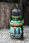 RicardMN Photography - Old painted milk can