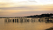 Frank Winters - Old Pier Provincetown 2012