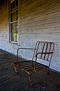 Todd Hanes - Old Porch Chair