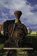 Judy Hall-Folde - Old Prairie Train