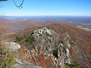 Hiking Metal Prints - Old Rag Hiking Trail - 121233 Metal Print by DC Photographer
